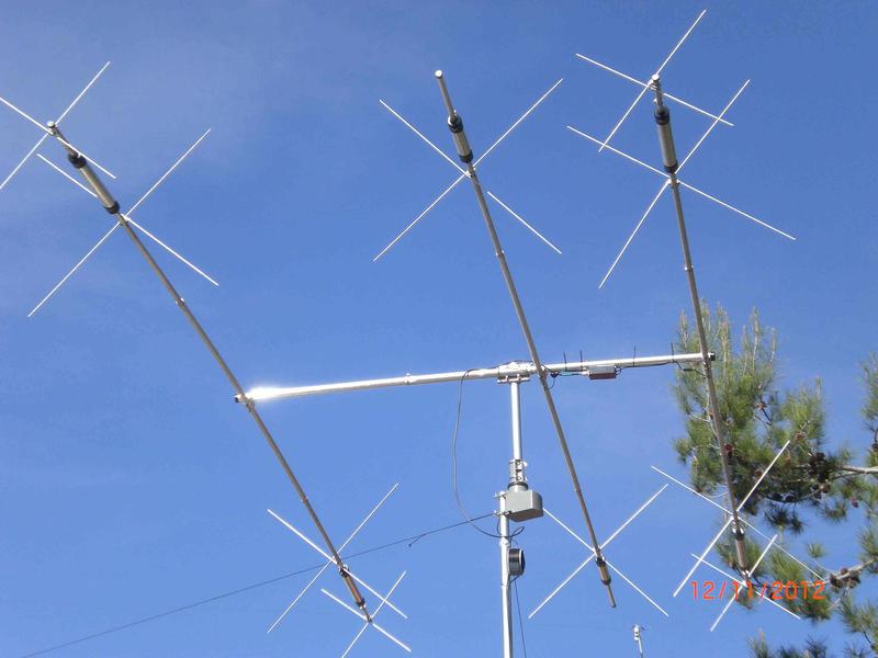 Ma 5b Antena Direcional Multibanda Radiohaus