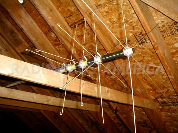 Mfj 1796 Antena Vertical 6 Bandas 2 6 10 15 20 40 Metros